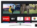 GigaTV als bevorzugter TV-Anbieter im AppleTV 4K bei Vodafone.