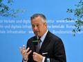 """""""Wir setzen auf Nachhaltigkeit, weil das unsere Kunden, unsere Mitarbeiter und auch der Kapitalmarkt immer stärker einfordern"""", sagte der Vodafone-Deutschlandchef Hannes Ametsreiter"""