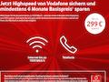 Vodafone möchte Geschäftskunden mit 6-12 Monaten Grundpreisbefreiung ins eigene Netz locken.
