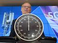 Jochen Homann, Präsident der Bundesnetzagentur, versteigert nicht nur Frequenzen, sondern lässt auch Streit schlichten