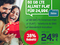 Aktion: Tarif mit 60 GB bei mobilcom-debitel mit Rabatt