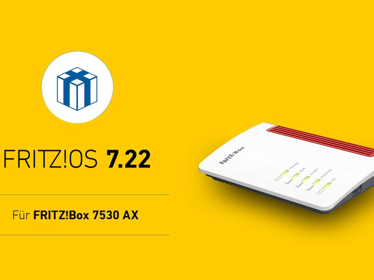 FRITZOS 20.20 für die FRITZBox 20530 AX veröffentlicht   teltarif ...