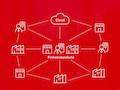 Über ein SD-WAN können verschiedene Standorte oder Mitarbeiter daheim oder auf Reisen eingebunden werden