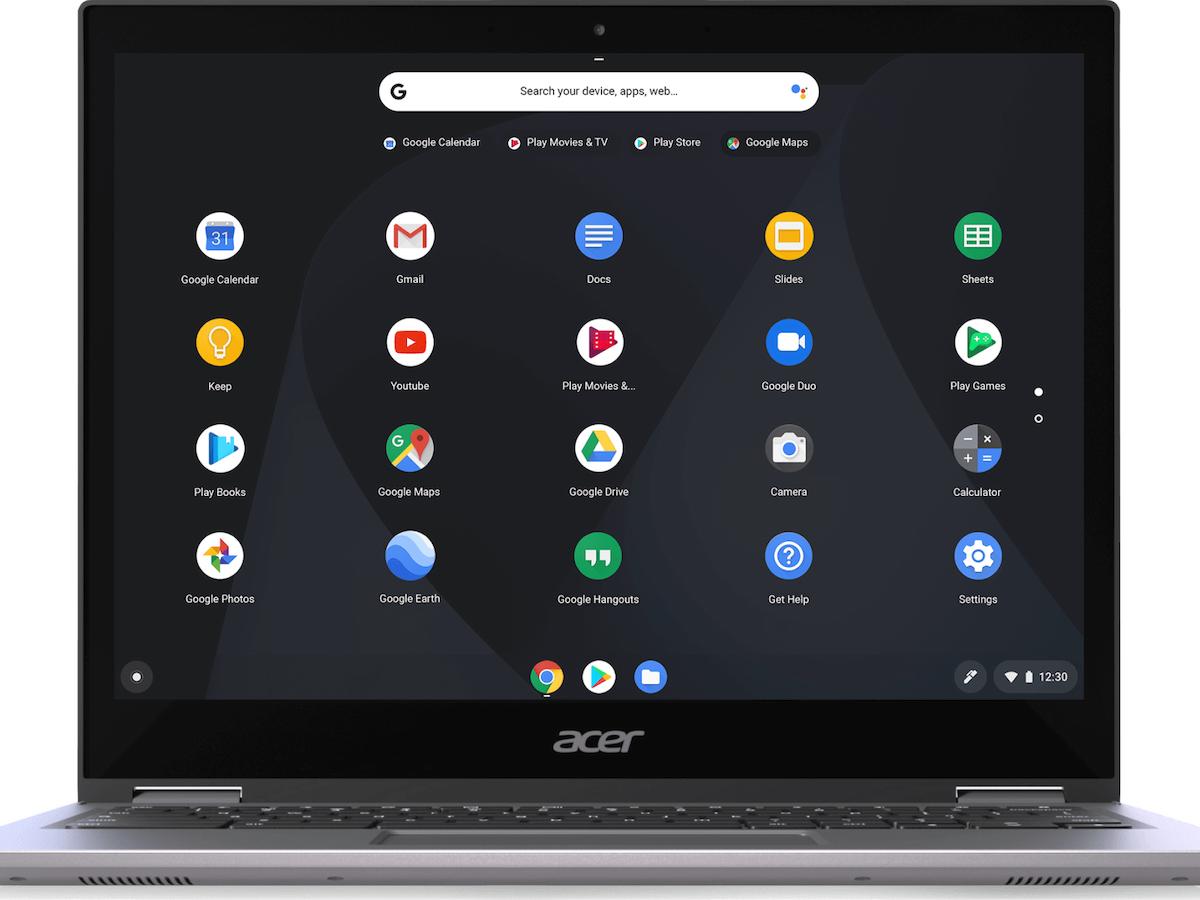 Software Update Google Chrome OS rückt näher an Android ...