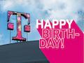 Das große T, Markenzeichen der Telekom auf dem Bonner Hauptquartier wiegt 1,5 Tonnen. Die Marke an sich ist 40 Milliarden Euro wert.