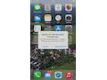 Beim Einschalten des Handys oder nach einem Neustart sollte ein Update angeboten werden.