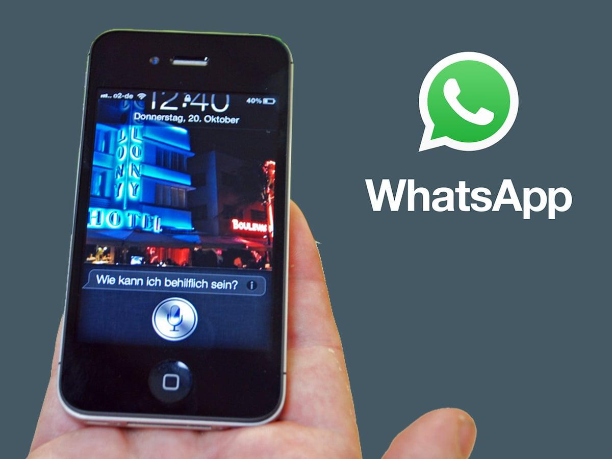 WhatsApp streicht Unterstützung für iPhone Klassiker   teltarif.de ...