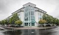 Firmenzentrale von 1&1-Drillisch in Maintal bei Frankfurt/Main.