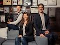 Die Gründer von WEtell: v.l. Andreas Schmucker, Alma Spribille und Nico Tucher.