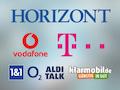 Das Werbungsfachblatt Horizont hat ein Ranking der Mobilfunker erstellen lassen.