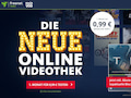 Aktion bei freenet Video