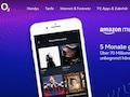 Amazon Music Unlimited als Zusatzoption bei o2