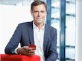 Gerhard Mack, CTO von Vodafone, hat sich die Netzstatistik angeschaut