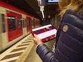 Dank massivem Netzausbau hat sich die Mobilfunk und WLAN-Versorgung im Frankfurter Untergrund verbessert