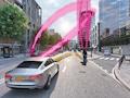 Mit moderner Technik und der Position der Verkehrsteilnehmer könnte gewarnt werden, bevor es krachen könnte.