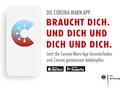 Deutsche Corona-Warn-App ein Jahr alt