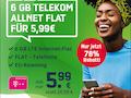 mobilcom-debitel Telekom green LTE 6 GB mit Rabatt