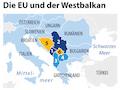 Der Westbalkan strebt in die EU. Zwischen den Ländern wurden die Roaming-Tarife gesenkt.