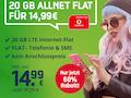 Tarif-Aktion im Vodafone-Netz