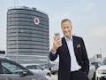 Hannes Ametsreiter freut sich über gute Quartalszahlen