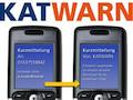 Katwarn warnt nicht nur per App, sondern auf Wunsch auch per SMS