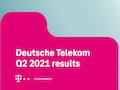 Heute hat die Telekom ihre Quartals- und Halbjahreszahlen vorgelegt.