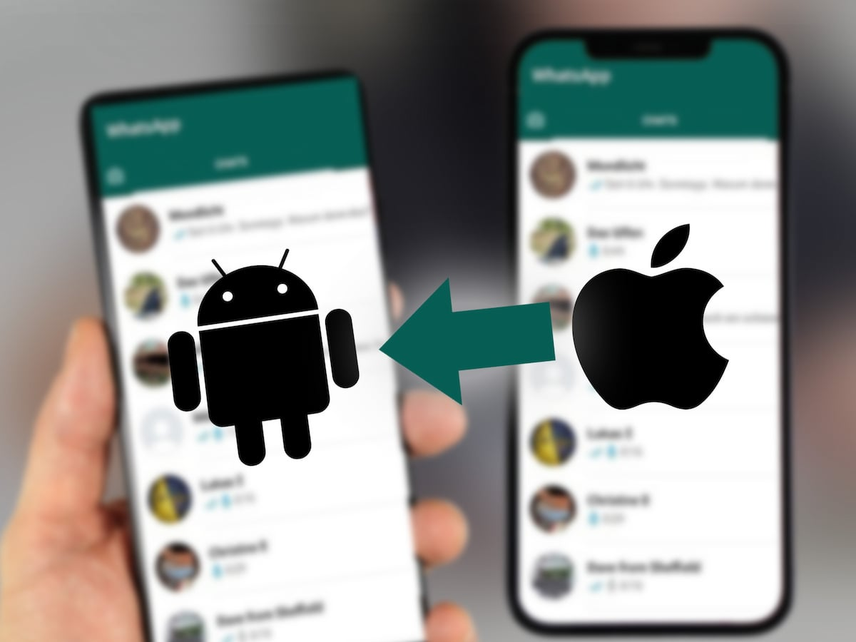 Offiziell WhatsApp Chat Mitnahme von iOS zu Android   teltarif.de ...