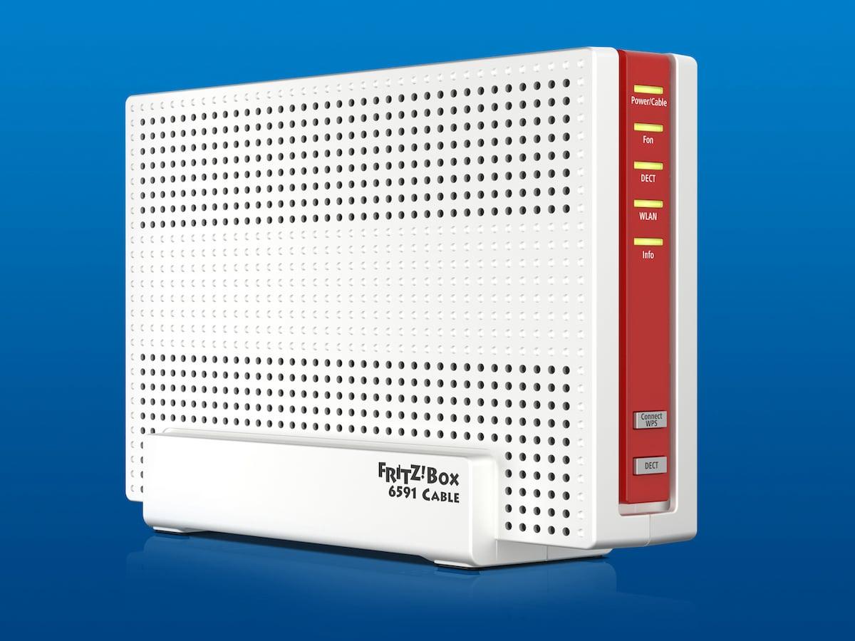 Vodafone FRITZBox 20 Cable bekommt FRITZOS 20.220   teltarif.de ...