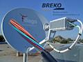Wo noch es keine schnelle Leitung gibt, könnte Internet per Satellit eine Option sein. Vielleicht