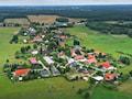 Der Ort Leussow gehört zu Roggentin (Stadt Mirow) in Mecklenburg