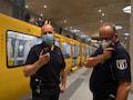 Innerhalb von vier Jahren wurde im Berliner Untergrund ein komplettes Digital-Funk-Netz für Polizei und Feuerwehr realisiert. Zivile Handykunden können an vielen Stellen weiterhin nicht surfen
