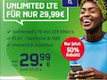 mobilcom-debitel o2 Free Unlimited Max mit Rabatt