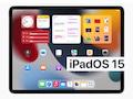 iPadOS erhält mit Version 15 auch ein neues Design für die Widgets