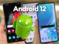 Android12 ist Googles mobiles Betriebssystem 2021, das wegen Open Source von vielen Herstellern genutzt wird
