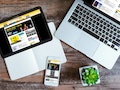 Mobile Computing mit Laptop, Smartphone und Tablet
