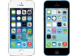 iPhone 5S und iPhone 5C