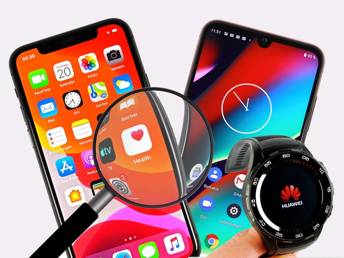 Handy, Tablet & Smartwatch suchen und vergleichen