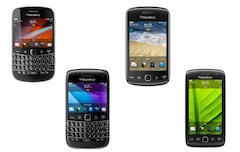 Blackberry: Smartphone mit E-Mail-Pushdienst