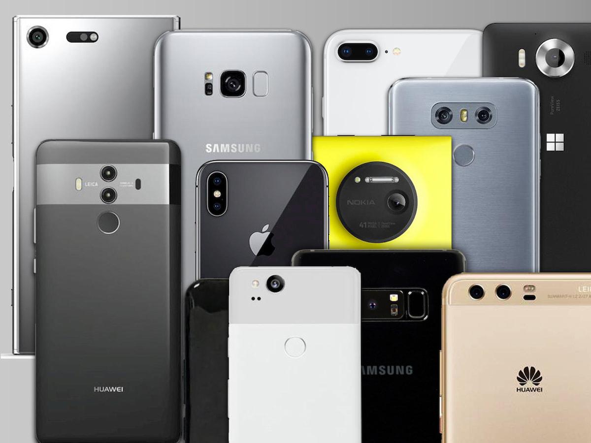 beste handy kamera 2019 welches smartphone siegt