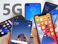 5G-Smartphones in der Übersicht