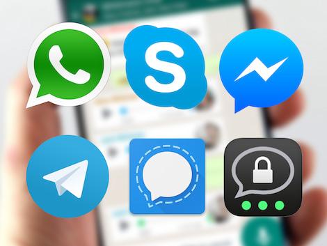 Messenger Dienste Im Vergleich