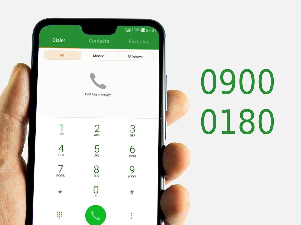 In handynummer viele ziffern wie deutschland hat eine Telefonvorwahl