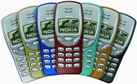 Nokia 3210 in Handy-Datenbank von teltarif.de