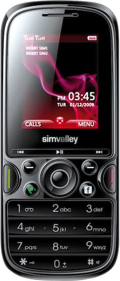 Simvalley Mobile SX310