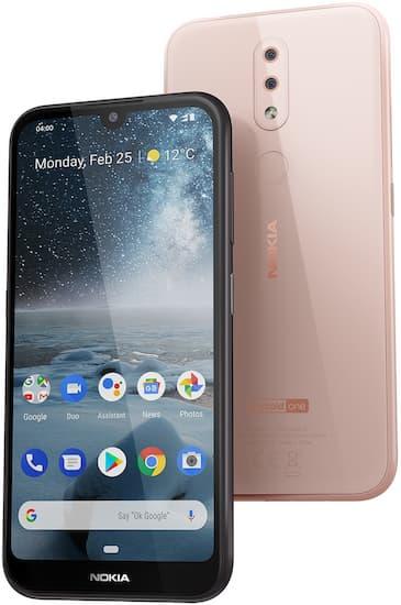 Motorola Moto G7 Play und Nokia Nokia 4 2 im Vergleich