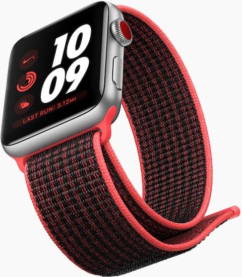 Apple Watch Series 3 LTE 38mm Technische Daten Test News Preise