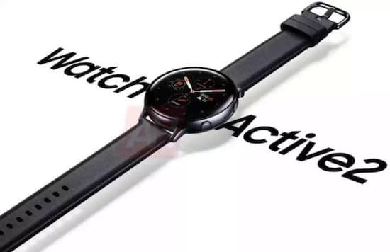 Samsung Galaxy Watch Active 2 Technische Daten Test News Preise
