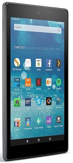 Amazon Fire HD 8 (2016): Test, techn. Daten, News, Preise