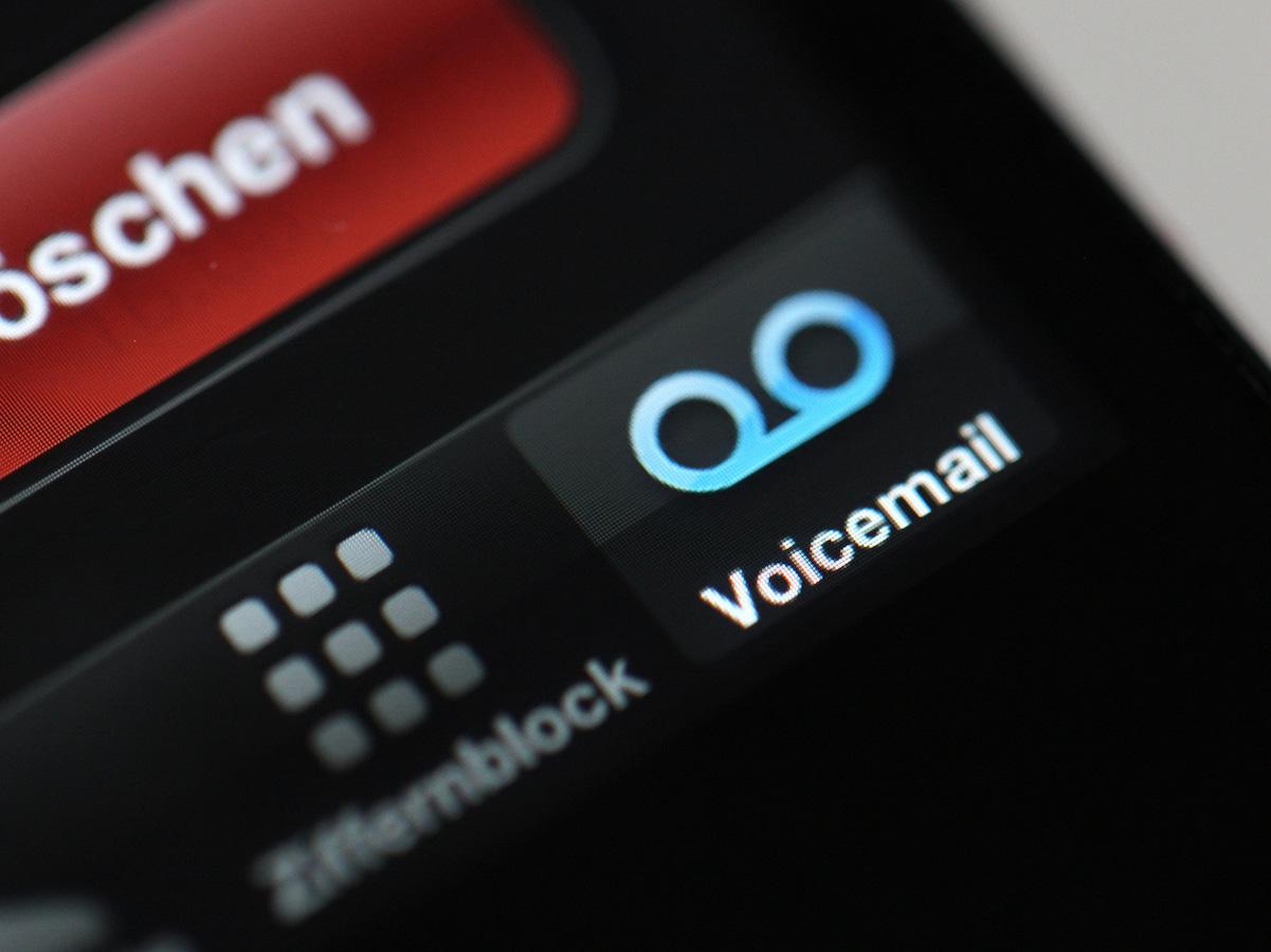 Ausland t mobile mailbox nummer Mailbox abhören: