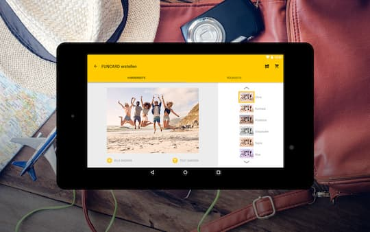 Funcard App Deutsche Post